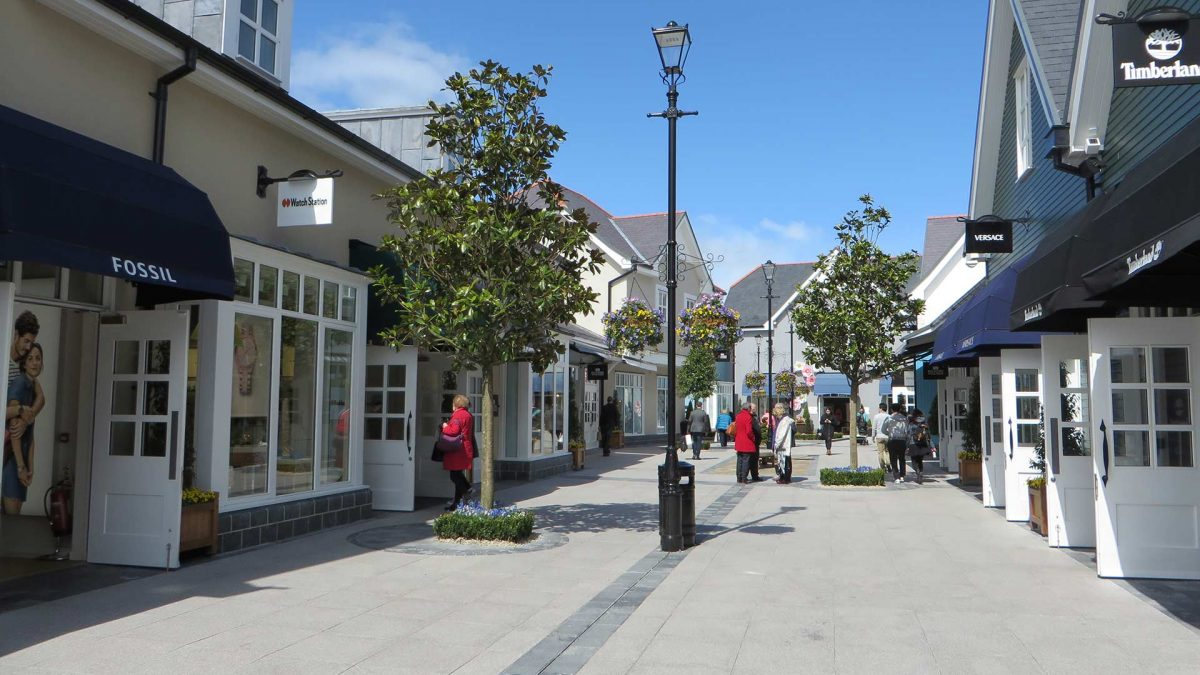 Kildare Village Lepd